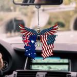 Australia Eagle CAR HANGING ORNAMEN tdh | HQT-37TP063