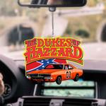The Dukes of Hazzard Car Hanging Ornament hqt-37tq005