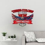 Confederate Flag Bald Eagle Cut Metal Sign tdh   hqt-49tp001