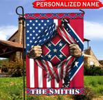 Confederate Flag 3D Full Printing House Flag Garden Flag tdh | hqt-fxt002