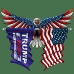 Vote Trump 2024 Cut Metal Sign hqt-49ct59