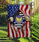 Phoenix Police Department Flag 3D Full Printing HTT-FTT530