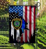 Houston Police Department 3D Flag Full Printing HTT-FTT535