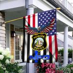 Newark Police Department 3D Flag Full Printing HTT-FCT04