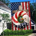 US Army Eagle 3D Flag Full Printing HTT005JUN21VA9