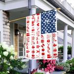 Welder American 3D Flag Full Printing HTT01JUN21XT8