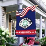 Los Angeles Police Department 3D Flag Full Printing HTT05JUN21VA1