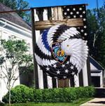 New York City Police Department 3D Flag Full Printing HTT05JUN21VA13