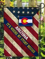 Colorado3D Flag Full Printing HQT07JUN21TQ13