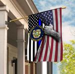 Orlando Police Department 3D Flag Full Printing hqt07jun21sh2