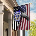 Indianapolis Metropolitan Police Department 3D Flag Full Printing hqt07jun21sh4