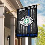 Los Angeles Police Department 3D Flag Full Printing HTT10JUN21TT4