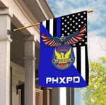 Phoenix Police Department 3D Flag Full Printing HTT14JUN21TT2