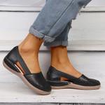 ICM™ Women Wedges Orthopedic Hollow Out PU Summer Vintage Sandal Ver 2.0