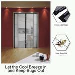 ICM™ Curtains Net Automatic Closing Door