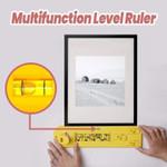 Multifunction Levelling Ruler