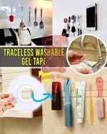 Traceless Washable Gel Tape