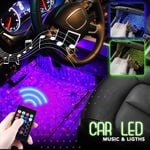 Car LED and Music Lights
