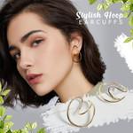 Stylish Hoop Ear Cuffs