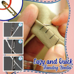 Easy and Quick Threading Needles