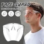 Face Shield Modern Wear Glasses