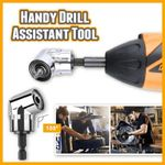 Handy Drill Assistant Tool