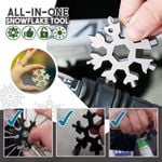 All-In-One Snowflake Multi-Tool