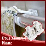 Pole Adhesive Hook
