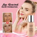 Age Rewind Velvet Foundation