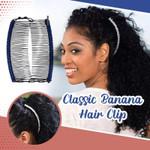 Classic Banana Hair Clip