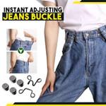 Instant Adjusting Jeans Buckle