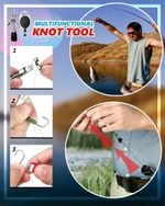 Multifunctional Knot Tool