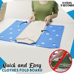 Quick and Easy Clothes Fold Board