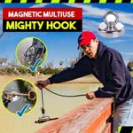 Magnetic Multi-Use Mighty Hook