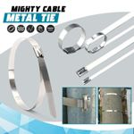 Mighty Cable Metal Tie