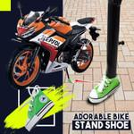 Adorable Bike Stand Shoe