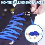 No Tie Pulling Shoelaces