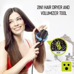 2in1 Hair Dryer and Volumizer Tool