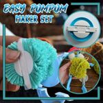 Easy Pompom Maker Set