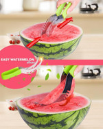 Easy Watermelon Slicer