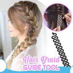 Hair Braid Guide Tool