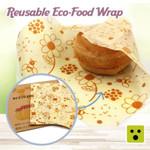 Reusable Eco-Food Wrap