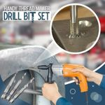 Handy Thread Maker Drill Bit Set