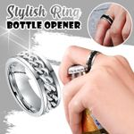Stylish Ring Bottle Opener