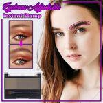 Eyebrow Adjustable Instant Stamp