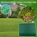 Biodegradable Grass Growing Mat