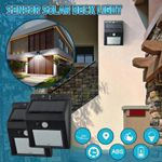 Sensor Solar Deck Light