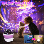 Galaxy Night Lamp