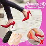 Comfy 3D Cushion Socks-BUY 1 GET 1 FREE