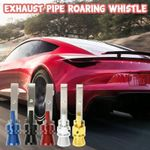 Exhaust Pipe Roaring Whistle